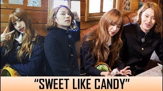 "Video Hani x Heechul Compilation (2015-2018) Part 4: ""Sweet Like Candy"" MP3, 3GP, MP4, WEBM, AVI, FLV April 2019"