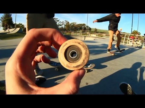 WORST WHEELS AT THE SKATEPARK