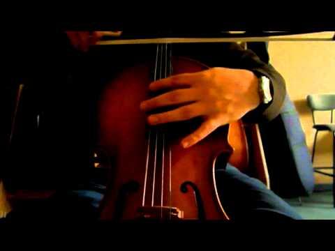 cello 2 / Far-off / Santiago Díez Fischer