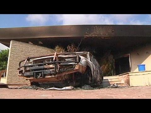 Attaque du consulat américain en Lybie : Un suspect interpellé