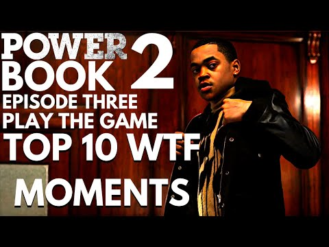 Power Book 2 Ghost Episode 3 Reaction Top 10 WTF Moments | Power Ghost