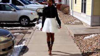 How To Wear Gladiator Stiletto Heels