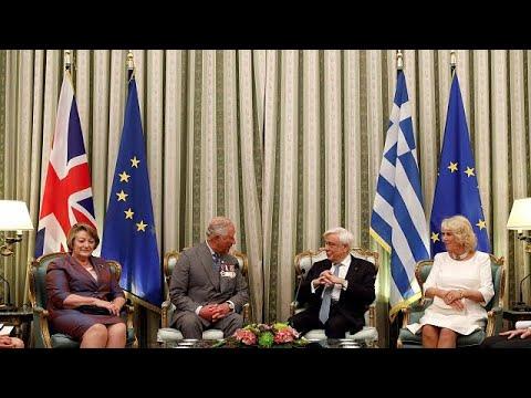 Στην Ελλάδα ο πρίγκιπας Κάρολος – Πρ. Παυλόπουλος: Σημαντικός κρίκος στην «αλυσίδα φιλίας» Ελλάδας…