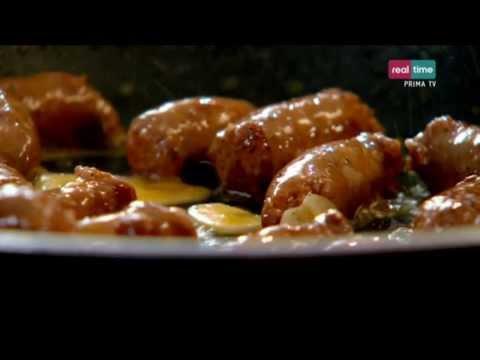 croissant alla merguez & fontina - ricetta