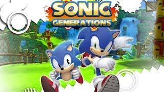 Sonic Generations Gameplay Walkthrough Full Game No Commentary (Longplay) This is a Sonic Generations Walkthrough Gameplay that contains the Full Game with No Commentary of Sonic Generations.Subscribe Herehttps://www.youtube.com/channel/UCm4WlDrdOOSbht-NKQ0uTeg?sub_confirmation=1Twitch Channel Here http://www.twitch.tv/rabidretrospectgamesTwitterhttps://twitter.com/RabidRetroGPATREONhttps://www.patreon.com/user?u=2795437Feel free to check out our channel! We've got walkthroughs from everything from Resident Evil 7 to LoZ Breath of the Wild.
