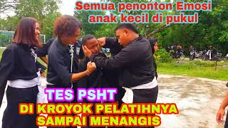 Video Tes Sabuk hitam SisWa  PSHT di hajar pelatihnya sampai menangis , MP3, 3GP, MP4, WEBM, AVI, FLV November 2018