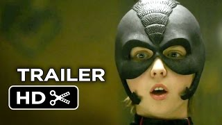 Antboy  Revenge Of The Red Fury Official Trailer 1  2013    Danish Superhero Movie Hd