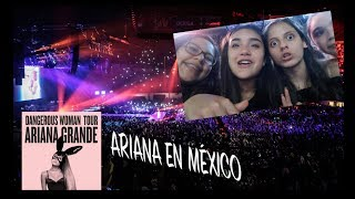 ARIANA GRANDE EN MEXICO/ Dangerous Woman Tour Xime Ponch V164