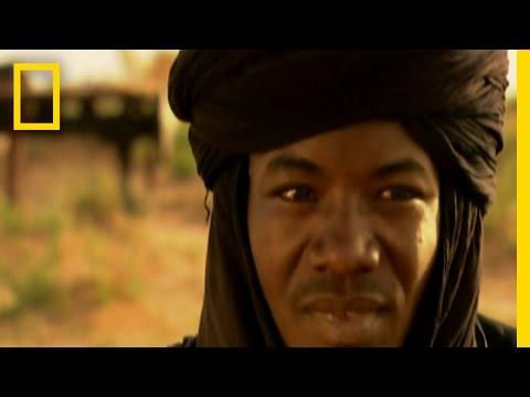 Los wodaabe del suroeste de Niger, los hombres mas bellos.
