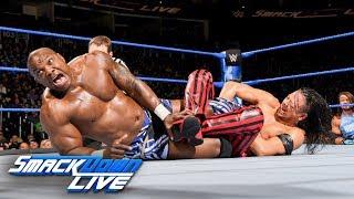 Video Shinsuke Nakamura vs. Shelton Benjamin: SmackDown LIVE, March 27, 2018 MP3, 3GP, MP4, WEBM, AVI, FLV Juli 2018