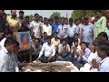 Electricity board employees in UP hold unique protest against privatization of department