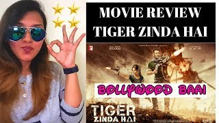 Tiger Zinda Hai Movie Review | FIRST REVIEW from DUBAI | Salman Khan & Katrina Kaif | BollywoodBaai