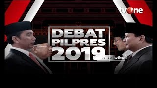 Video [FULL] Debat Capres Keempat Pilpres 2019 (30/3/2019) MP3, 3GP, MP4, WEBM, AVI, FLV April 2019