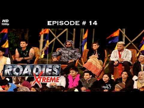 Roadies Xtreme - Full Episode  14 - First immunity task for the gangs