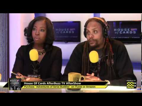 """House Of Cards After Show Season 2 Episode 1 """"Chapter 14""""   AfterBuzz TV"""