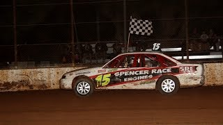 Kingaroy Australia  city photos gallery : STREET STOCK 15 LAP FEATURE KINGAROY,QLD,AUSTRALIA. 2ND DEC 15