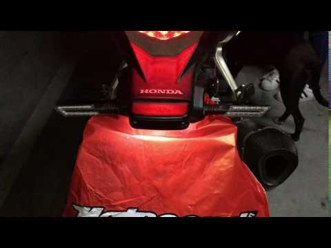 Intermitente led Honda CB500X