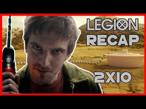 """Legion Season 2 Episode 10 Breakdown """"Chapter 18"""""""