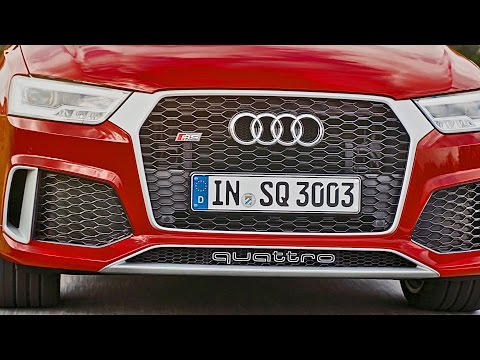 ► 2015 Audi RS Q3 on the road