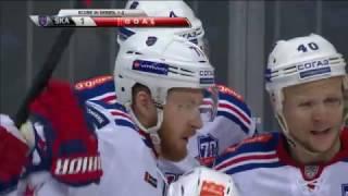 Динамо Мск - СКА1-4