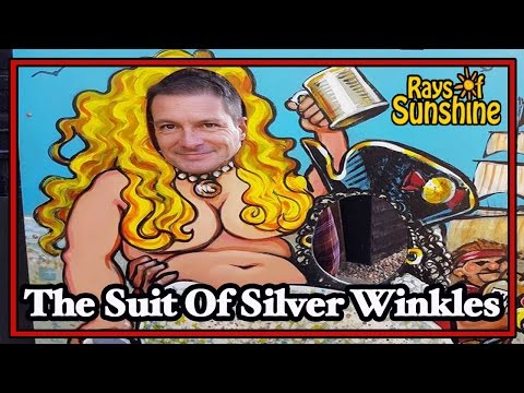 The Man Dressed In Silver Winkles (66A)