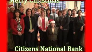 Citizens National Bank Holiday Greeting 2013