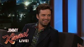 Video Will Sebastian Stan Become Captain America? MP3, 3GP, MP4, WEBM, AVI, FLV Mei 2019
