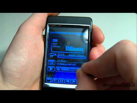 mp3 player - In this video I review the PMP-2080 MP5 player from Pyrus Electronics. Link to this product from Amazon- Black: http://www.amazon.com/Electronics-Player-Scre...