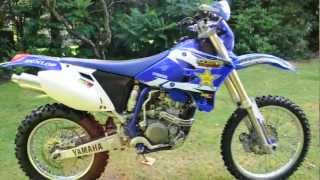 10. Yamaha WR250F 2004
