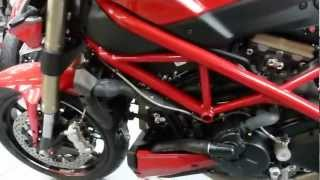 9. Ducati Streetfighter 848 132 Hp 260 km/h 161 mph * see also Playlist