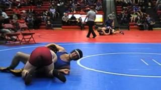 JD Culp W'Burg vs Wilson Raytown 152 lbs