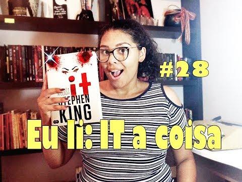 Eu li: IT A COISA #28