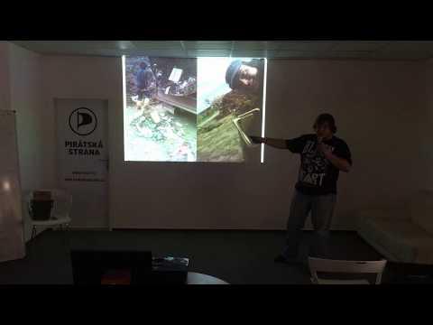 Martin Šmída - Praktické postřehy z provozu kompostárny