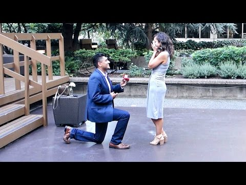Video It Finally Happened! Best Marriage Proposal Ever! - TrinaDuhra download in MP3, 3GP, MP4, WEBM, AVI, FLV January 2017