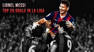 Messis 20 schönsten Liga-Tore für den FC Barcelona