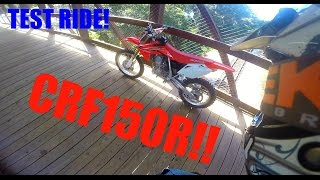 10. Which bike is better CRF150F or CRF150R?!