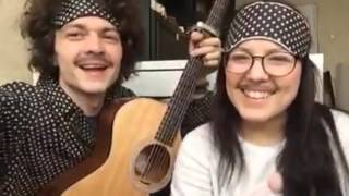 Video Eurovision 2017 contestants singing other contestants' songs MP3, 3GP, MP4, WEBM, AVI, FLV Mei 2017