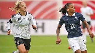 Video Les buts d'Allemagne-France Féminine A (0-2) ! MP3, 3GP, MP4, WEBM, AVI, FLV Mei 2017