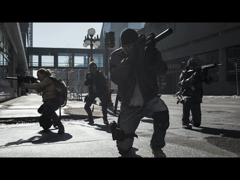 The Division: Agent Origins Live-Action Series Trailer