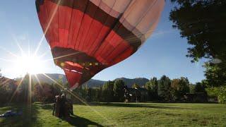 Balloon Festival in October