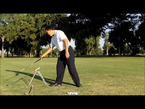 GOLF LESSONS – PUT TOGETHER – SHORT PITCH AND 1/2 SWING