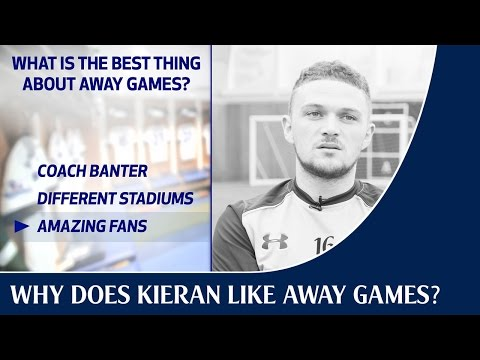 Video: Why does Kieran Trippier like away games?