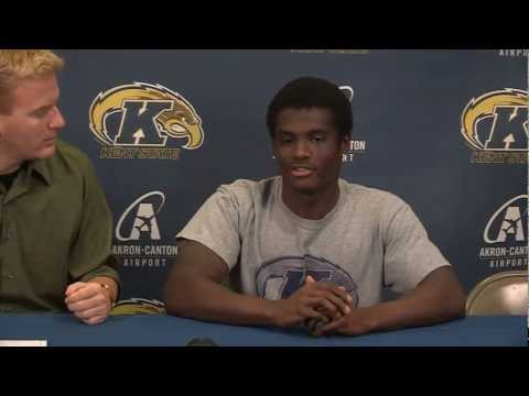 Student Athlete of the Week - #5 - Dri Archer video.
