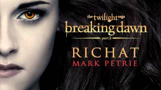 Avaiable to download here:  http://markpetrie.bandcamp.com/track/richat (excellent quality)Facebook: https://www.facebook.com/Mark.Petrie.Composer Mark Petrie - Richat (C)BREAKING DAWN PART 2 - Trailer Music