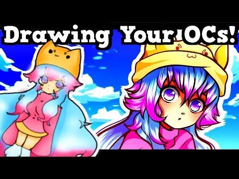 DRAWING YOUR OCs #16 | ART CHALLENGE