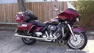 5. Used 2013 Harley Davidson CVO Road Glide Ultra for sale in