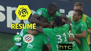 Video AS Saint-Etienne - Montpellier Hérault SC (3-1)  - Résumé - (ASSE - MHSC) / 2016-17 MP3, 3GP, MP4, WEBM, AVI, FLV Mei 2017