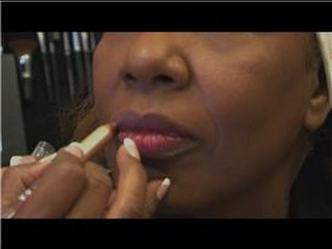 Makeup Application Tips : How to Correct Lips With Permanent Makeup