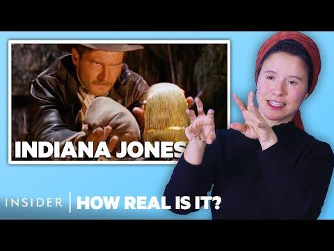Archaeologist Breaks Down 10 Treasure Hunting Scenes In Movies | How Real Is It?
