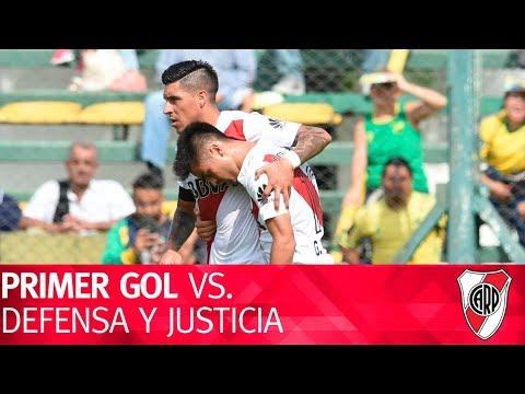 Gol del Pity Martínez vs. Defensa y Justicia